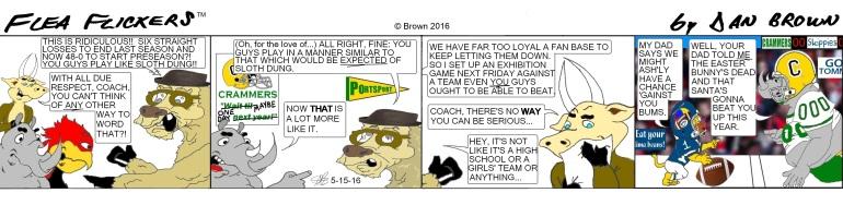 chronological daily strip 6