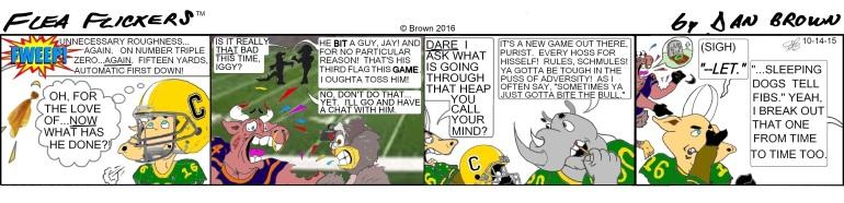 chronological daily strip 8