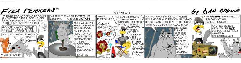 chronological strip 25