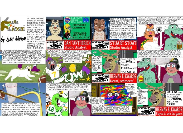 chronological strip 60, Sunday strip 6