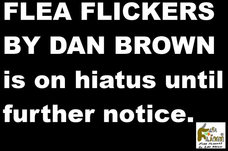 Facebook hiatus notice
